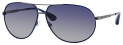 Marc By Marc Jacobs MMJ 215/P/S Sunglasses Sunglasses - Blue Dark Ruthenium