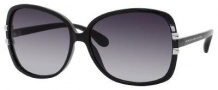Marc By Marc Jacobs MMJ 216/S Sunglasses Sunglasses - Shiny Black