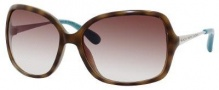 Marc By Marc Jacobs MMJ 218/S Sunglasses Sunglasses - Olive Tortoise / Palladium