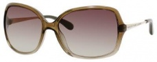 Marc By Marc Jacobs MMJ 218/S Sunglasses Sunglasses - Olive Gold