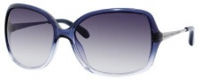 Marc By Marc Jacobs MMJ 218/S Sunglasses Sunglasses - Blue Fade Ruthenium