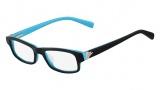 Nike 5517 Eyeglasses Eyeglasses - 307 Forest Green