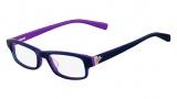 Nike 5517 Eyeglasses Eyeglasses - 320 Teal