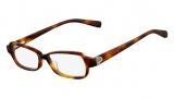 Nike 5520 Eyeglasses Eyeglasses - 201 Tortoise
