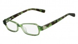 Nike 5520 Eyeglasses Eyeglasses - 316 Green