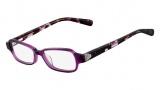 Nike 5520 Eyeglasses Eyeglasses - 510 Purple