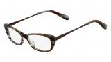 Nike 5523 Eyeglasses Eyeglasses - 320 Teal Horn