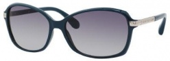 Marc By Marc Jacobs MMJ 270/S Sunglasses Sunglasses - Teal Brown
