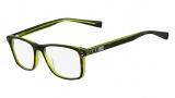 Nike 7222 Eyeglasses Eyeglasses - 228 Tortoise / Crystal Green