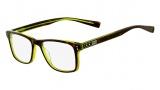 Nike 7222 Eyeglasses Eyeglasses - 480 Matte Turquoise