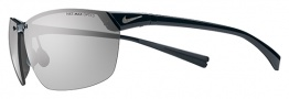 Nike Agility EV0706 Sunglasses Sunglasses - 001 Black / Grey Lens