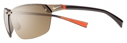Nike Agility EV0706 Sunglasses Sunglasses - 222 Walnut / Classic Brown / Brown Lens