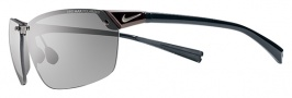 Nike Agility P EV0707 Sunglasses Sunglasses - 901 Gunmetal / Black / Grey Max Polarized Lens