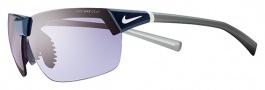 Nike Hyperion E EV0685 Sunglasses Sunglasses - 455 Dark / Matte Platinum /  Max Golf Tint