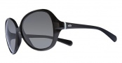 Nike Luxe EV0650 Sunglasses Sunglasses - 001 Black / Grey Lens