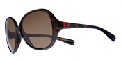 Nike Luxe EV0650 Sunglasses Sunglasses - 201 Tortoise / Brown Lens