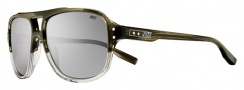Nike MDL. 220 EV0722 Sunglasses Sunglasses - 077 Grey Tortoise / Crystal Grey / Grey with Silver Lens