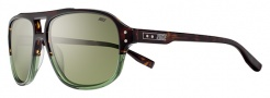 Nike MDL. 220 EV0722 Sunglasses Sunglasses - 233 Brown Tortoise / Crystal Green / Green Lens