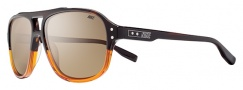 Nike MDL. 220 EV0722 Sunglasses Sunglasses - 282 Brown Tortoise / Crystal Orange / Brown Lens