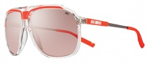 Nike MDL. 240 EV0726 Sunglasses Sunglasses - 966 Clear / Total Crimson