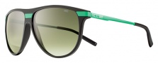 Nike MDL. 255 EV0731 Sunglasses Sunglasses - 033 Night Black / Matte Green / Green Gradient