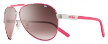 Nike MDL. 260 EV0732 Sunglasses Sunglasses - 065 Silver / Pink / Mauve Gradient Lens