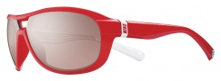 Nike Miler E EV0614 Sunglasses Sunglasses - 616 Hyper Red / White