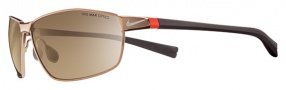Nike Stride EV0708 Sunglasses Sunglasses - 222 Walnut / Classic Brown / Brown Lens