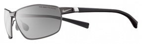 Nike Stride P EV0709 Sunglasses Sunglasses - 901 Gunmetal / Black / Grey Max Polarized Lens