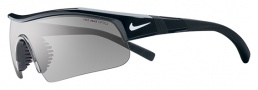 Nike Show X1 Pro EV0644 Sunglassses Sunglasses - 008 Black / Grey / Orange Blaze Lens