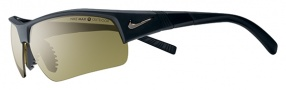 Nike Show X2 Pro PH EV0697 Sunglasses Sunglasses - 055 Matte Black / Max Transition Outdoor Tint Lens