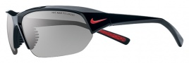 Nike Skylon Ace P EV0527 Sunglasses Sunglasses - 006 Shiny Black / Matte Black / Grey Max Polarized