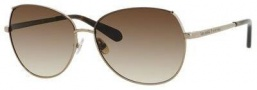 Kate Spade Candida/S Sunglasses Sunglasses - Almond Brown Crem