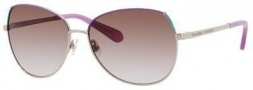 Kate Spade Candida/S Sunglasses Sunglasses - Gold Purple Green