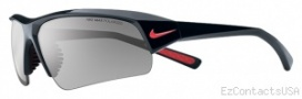Nike Skylon Ace Pro P EV0686 Sunglasses Sunglasses - 006 Shiny Black Matte / Grey