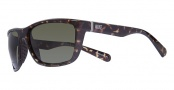 Nike Swag EV0653 Sunglasses Sunglasses - 204 Tortoise / Green Lens
