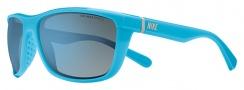Nike Swag EV0653 Sunglasses Sunglasses - 474 Neon Turquoise / Grey Lens