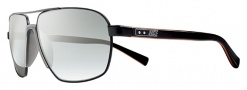 Nike Vintage MDL. 100 EV0691 Sunglasses Sunglasses - 001 Satin Black / Smoke Gradient Lens