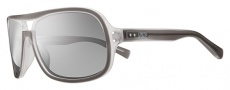 Nike Vintage MDL. 97 EV0688 Sunglasses Sunglasses - 020 Grey / Smoke / Grey with Silver Flash Lens