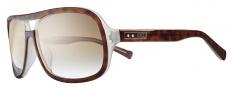 Nike Vintage MDL. 97 EV0688 Sunglasses Sunglasses - 222 Light Tortoise / Smoke Brown Gradient Lens