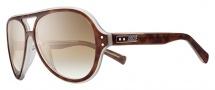Nike Vintage MDL. 98 EV0689 Sunglasses Sunglasses - 222 Light Tortoise / Smoke / Brown Gradient Lens