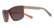 Nike Vintage 80 EV0632 Sunglasses Sunglasses - 525 Daybreak / Brown / Bronze Flash Lens