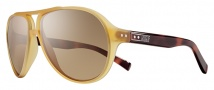 Nike Vintage 88 EV0640 Sunglasses Sunglasses - 722 Matte Golden Autumn / Soft Tortoise / Brown Lens