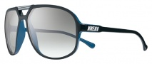 Nike Vintage 90 EV0658 Sunglasses Sunglasses - 041 Black / Court Blue / Grey Gradient Lens