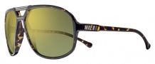 Nike Vintage 90 EV0658 Sunglasses Sunglasses - 210 Layered Tortoise / Gold Flash Lens