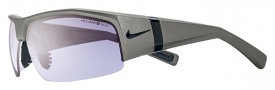 Nike SQ PH EV0673 Sunglasses Sunglasses - 006 Metallic Pewter / Max Transition Golf Tint Lens