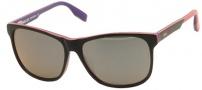 Nike MDL. 290 EV0745 Sunglasses Sunglasses - 006 Black / Pink / Purple with Voilet Flash Lens
