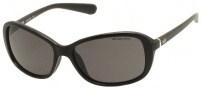 Nike Poise EV0741 Sunglasses Sunglasses - 001 Black / Grey Lens