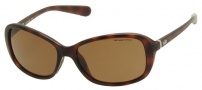 Nike Poise EV0741 Sunglasses Sunglasses - 202 Tortoise / Brown Lens