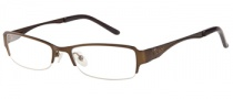 Candies C Cory Eyeglasses Eyeglasses - BRN: Dark Brown